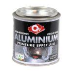 Peinture sur aluminium