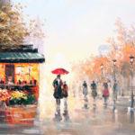 Peinture tableau