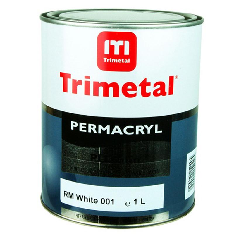 peinture trimetal
