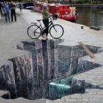 Peinture trompe l oeil