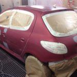 Prix peinture voiture complète
