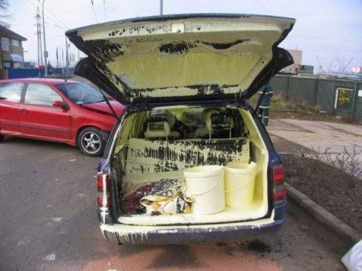 refaire peinture voiture