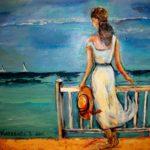 Tableau peinture à l huile