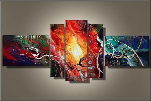 tableau peinture design