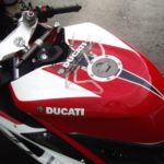 Tarif peinture moto